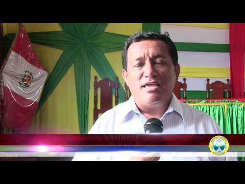 ALCALDE EDWER TUESTA HIDALGO ANUNCIA LANZAMIENTO DE PROYECTO DEL CULTIVO DE PALMA