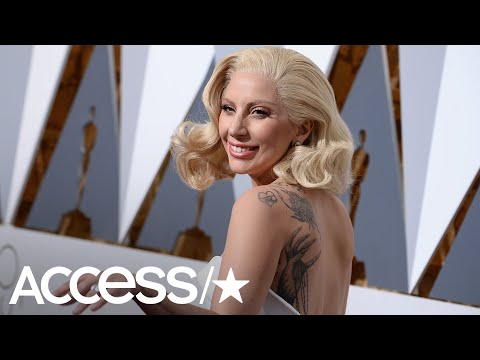 Lady Gaga Honored 'A Star Is Born' With A Massive New Tattoo & We're In Love All Over Again | Access