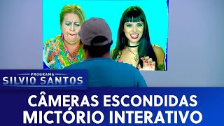 Mictório Interativo - Interactive Restroom Prank | Câmeras Escondidas (19/05/19)