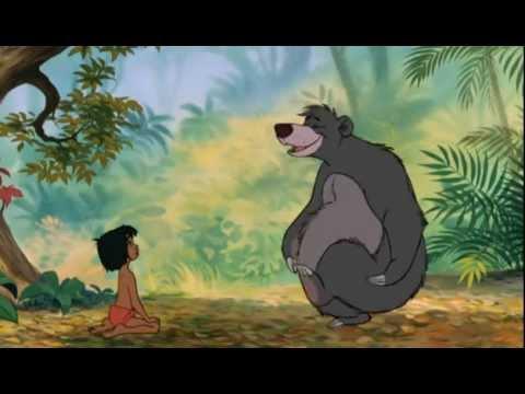 La Escena Busca Lo Mas Vital Por Baloo