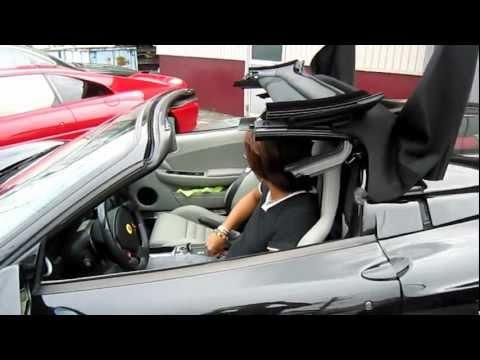 フェラーリ F430 スパイダー エンジン音です http://www.rosso-autosports.co.jp/