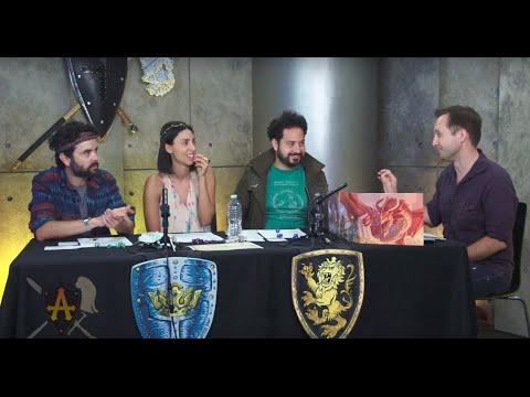 AristoCrits - Ep 25 - Nick Rutherford, Jade Catta-Preta, Ahmed Bharoocha