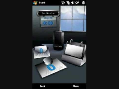 Anteprima interfaccia Acer Shell su Acer Tempo M900