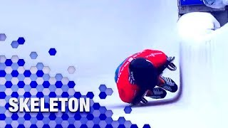 Skeleton: Scariest Winter Olympic Sport? | The Jump