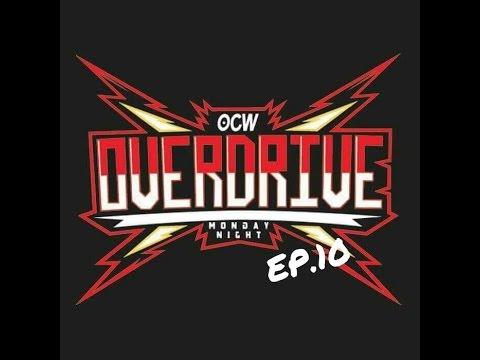Monday Night Overdrive (Ep10) Backyard Wrestling