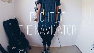 Flight of the Navigator - Childish Gambino - Zeek Power cover