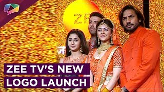 Zee Tv Completes It's 25 Years   Revamps Its Logo   Launch Event