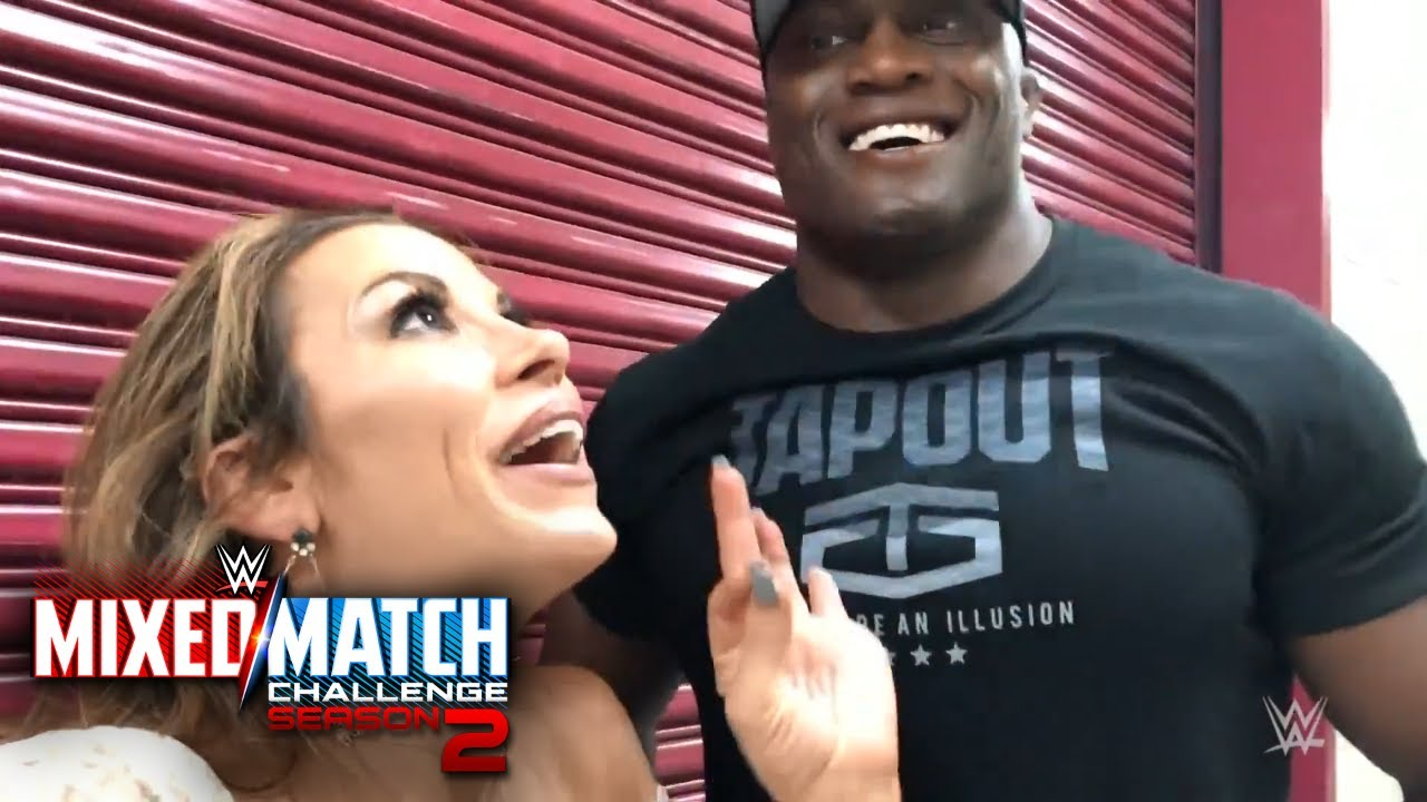 Bobby Lashley & Mickie James want your help selecting their WWE MMC team name