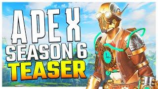 Apex Legends Season 6 Teaser Found in Game!