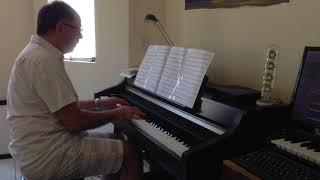 PERDER-ME EM TI para piano