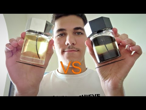 LA NUIT DE L'HOMME by YSL vs L'HOMME by YSL! (Fragrance Battle!)