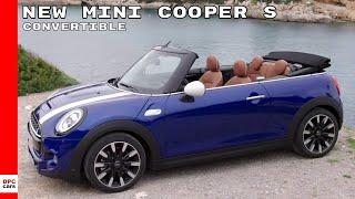 New 2018 Mini Cooper S Convertible