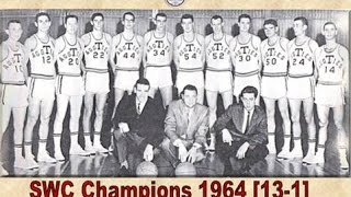 Texas  A&M Basketball - SWC Champs of 1964