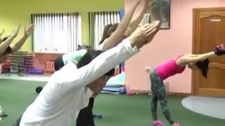 Анна Куркурина Упражнения для воротниковой зоны