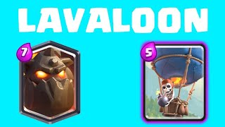 Clash of Clans How to Use Lava and Balloon #1