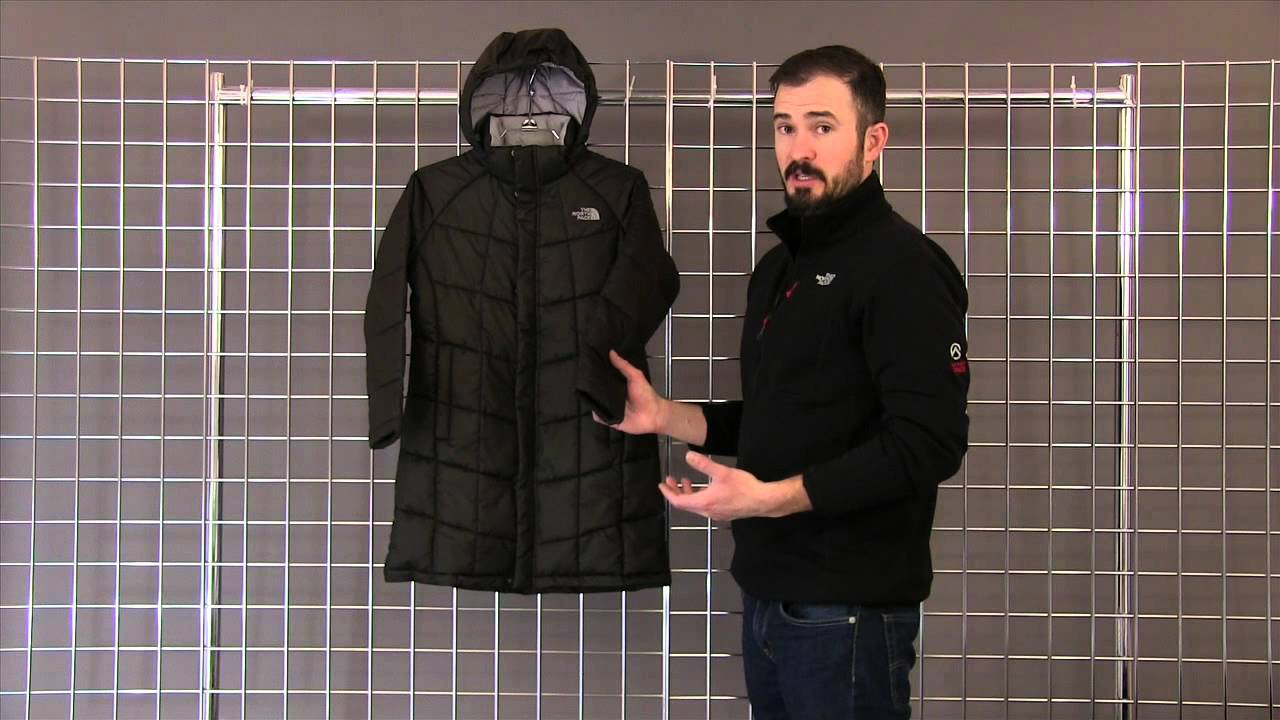 afc0f4250446 The North Face Girls Metropolis Parka 2014-2015 - YouTube