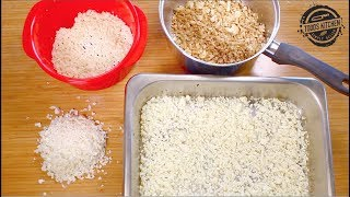 How to Make & Cook CAULIFLOWER RICE + 3 ways to Cook Recipes