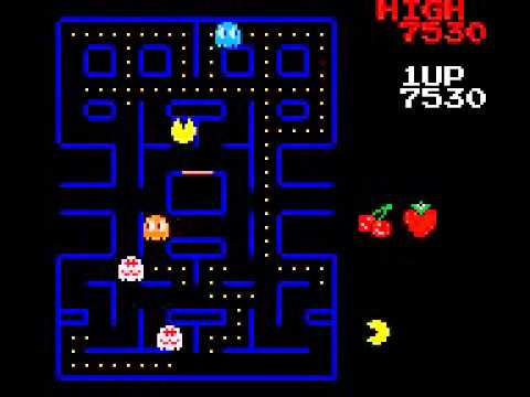 Pacman - Play the game online