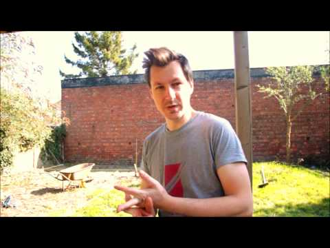 DIY Conservatory Build  - Building a Conservatory - How To Greenhouse BIO Garden PART2