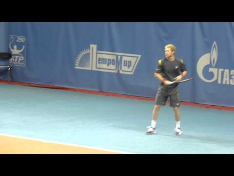 Dmitry Tursunov practice
