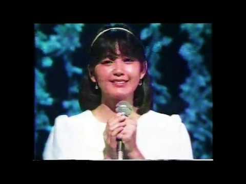 일본인가수 Satomi Tanaka (田中さとみ) - Watashi no Kamisama (私の神様) 1984/06/17