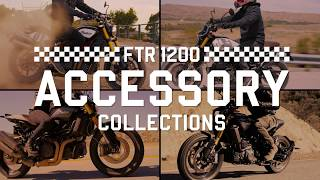 Indian Motorcycle FTR 1200   Accessories Compilation