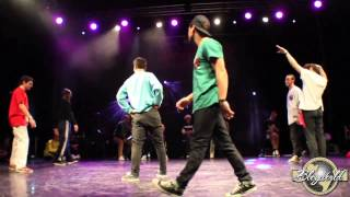 PREDATORZ vs ROCKERS DELIGHT (KINGDOM BATTLE 2014)