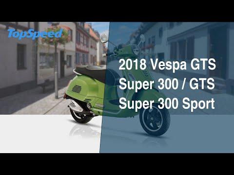 Vespa GTS Super  / GTS Super  Sport