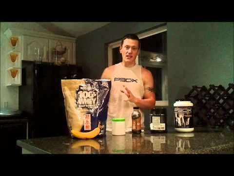Coach Todd - P90X Recovery Drink Alternative