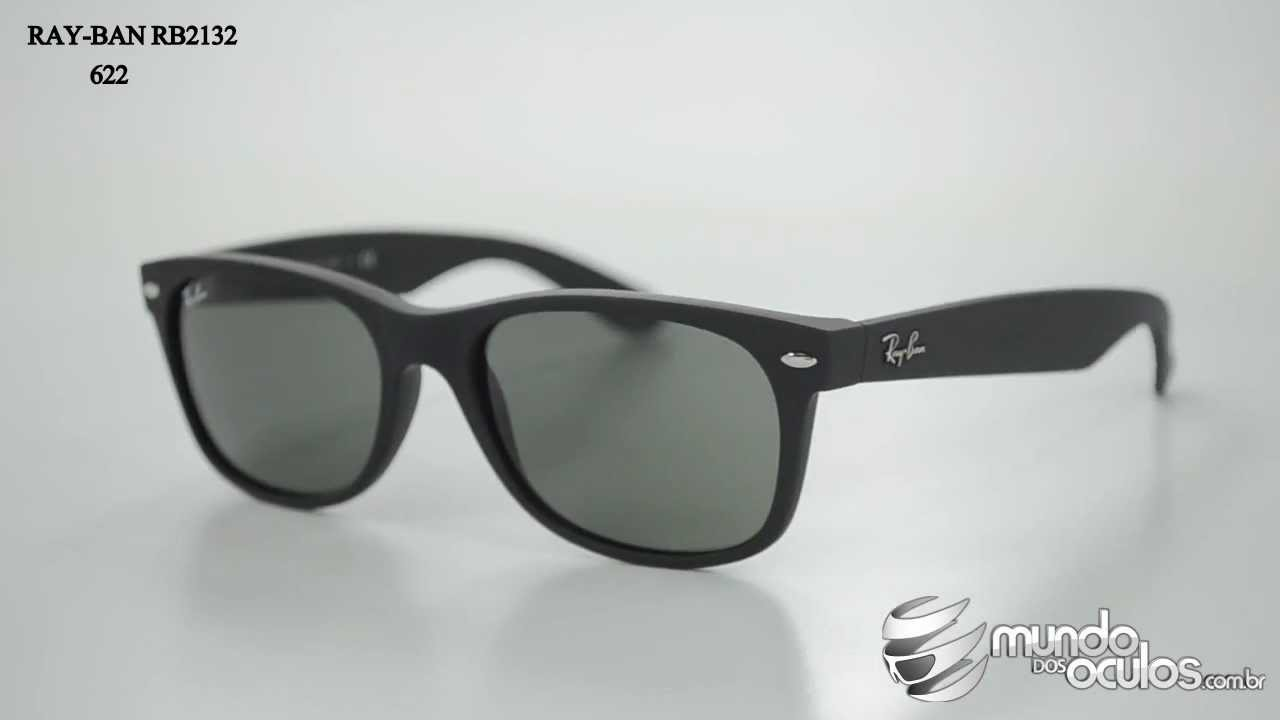 Ray-Ban RB2132 622 - YouTube df505ae885