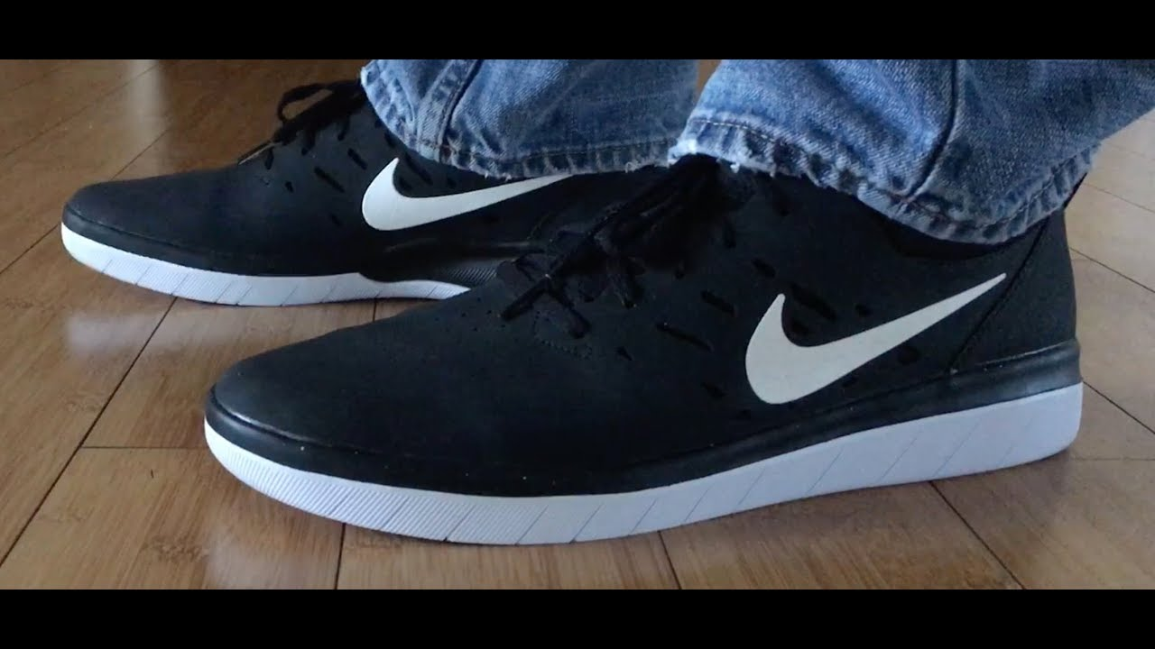 947e2f2544412 Nike SB Nyjah Black - First Look and Impressions from a Non Skateboarder!