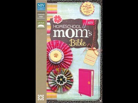Homeschool Mom's Bible Review | 365 Devotionals
