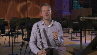 LSO Master Class - Clarinet