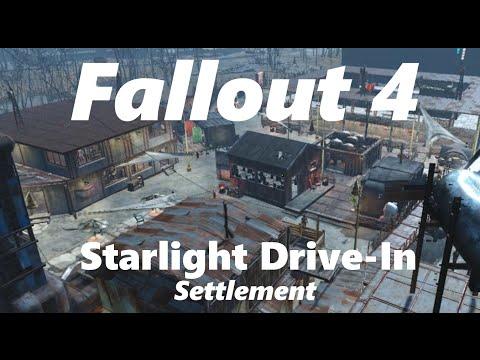Fallout 4: Starlight Drive-In Settlement