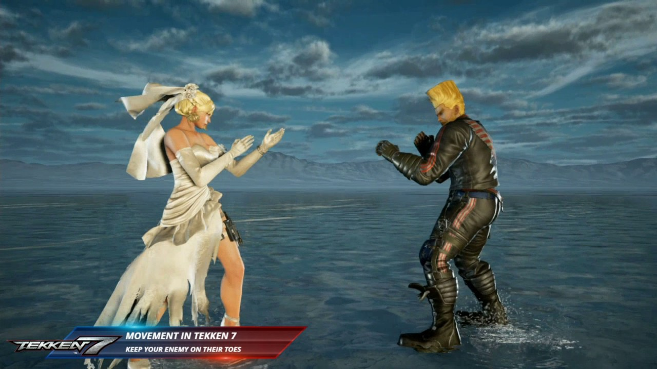 tekken 7 game guide movement youtube