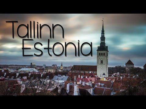 Photography in Tallinn, Estonia