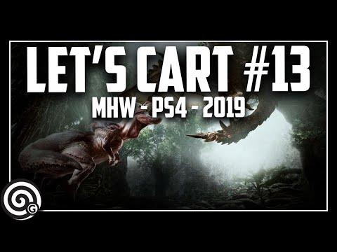 Time for Multiplayer!! - Let's Cart #13 | Monster Hunter World - PS4