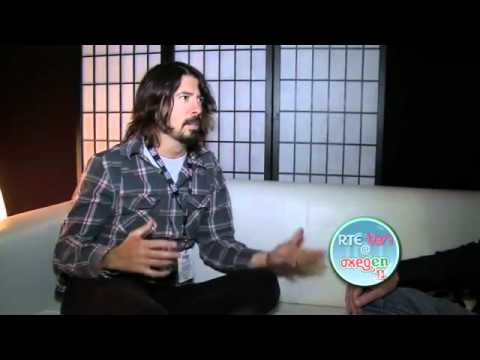 Dave Grohl's Musical Influences