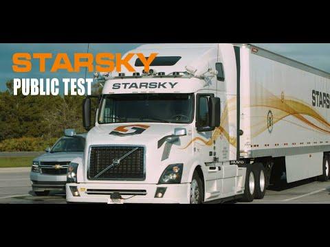 Florida's latest oddity: Semi trucks with nobody inside them