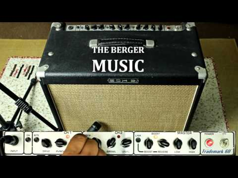 TECH 21 - Trademark 60 NYC amp Demo