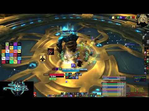 Heroic Argus the Unmaker vs Whatever Were Awesome (Unholy DK POV)