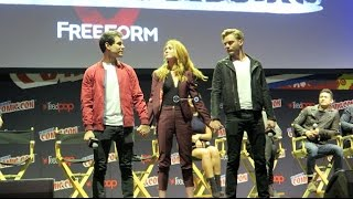 Shadowhunters - New York Comic Con 2016