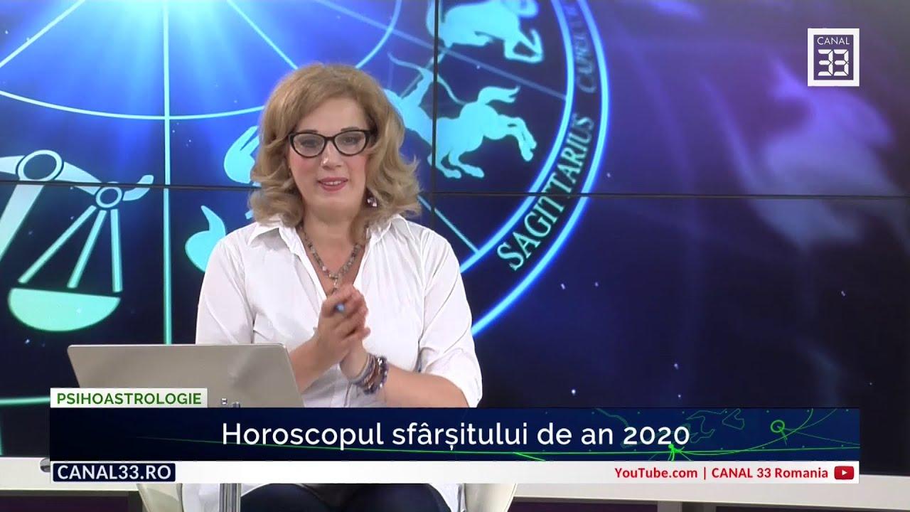 Sfârșitul de an 2020 - Horoscop cu Camelia Pătrășcanu