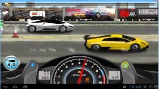 Drag Racing Lamborghini Murcielago Lp 670 4 Sv Level 8 Tune 7 991 1