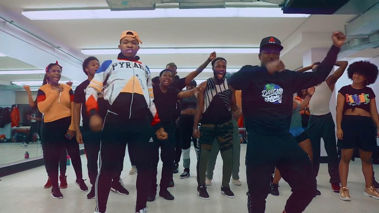 Chris Brown - Turn up the Music | AfroDancehall Collab | Choreography by King Kayak & HooliBoy94