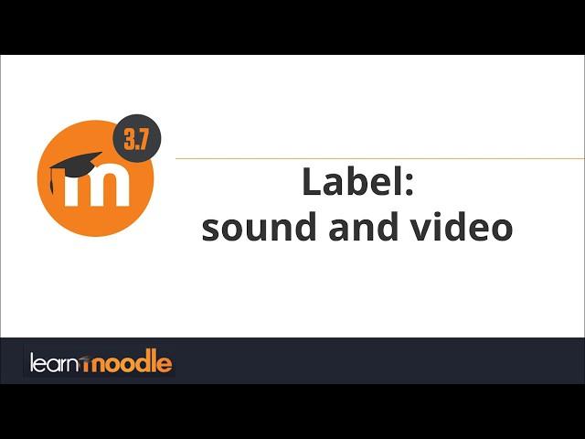 3.7 Label