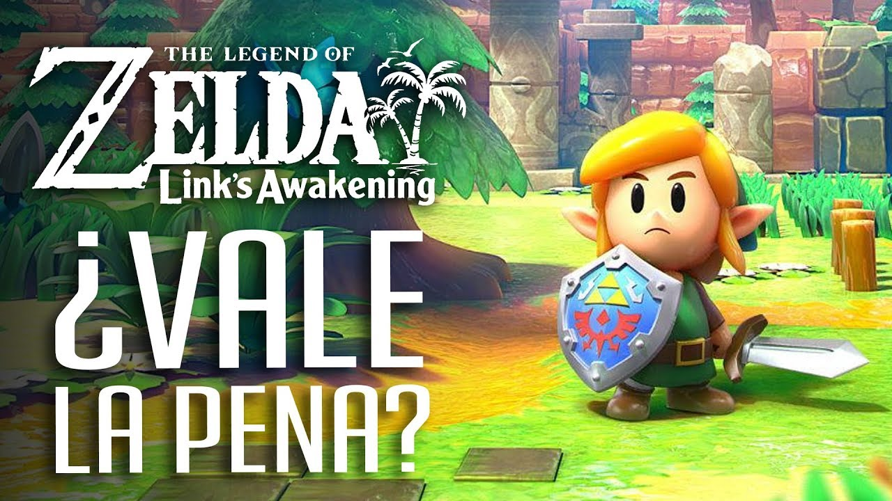 The Legend of Zelda: Link's Awakening: ¿Vale la pena? thumbnail