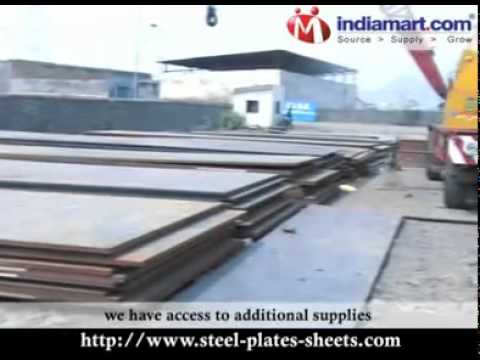 Importer & Supplier of Height Quality Steel Plates