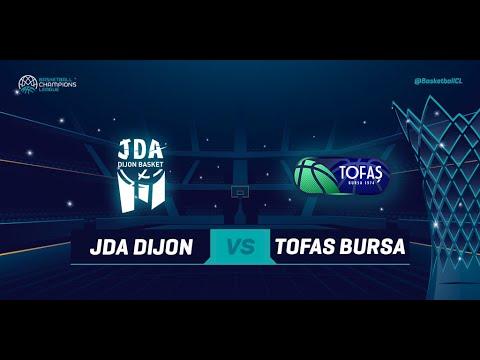 JDA Dijon v Tofas Bursa - Full Game