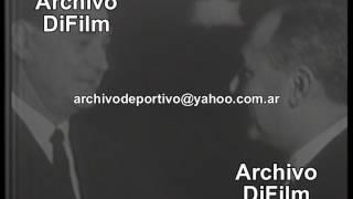 Ensayo de la obra Understudy para Dolly - Dirección de Daniel Tinayre - DiFilm (1966)